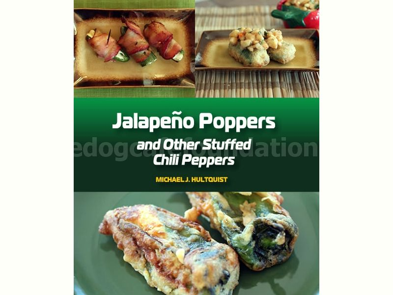 Jalapeno Poppers and Other Stuffed Chili Peppers