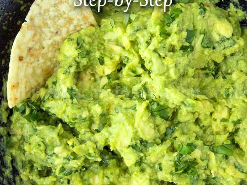 How to Make Guacamole - Step by Step Guide
