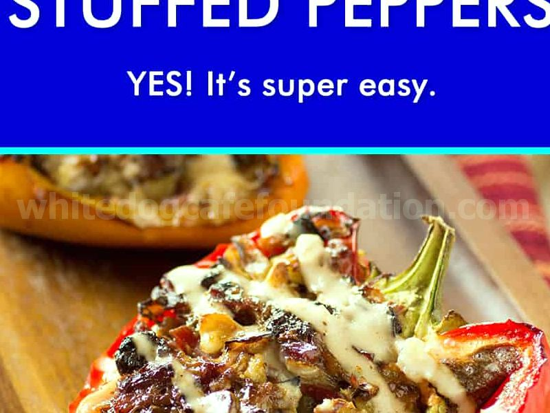 Freezing Stuffed Peppers