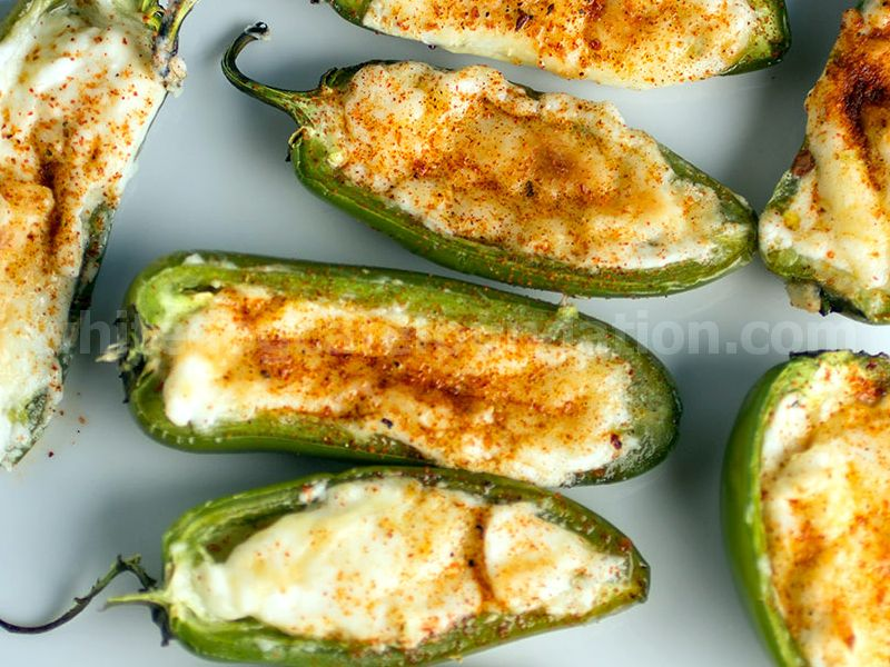 4-Cheese Jalapeno Poppers