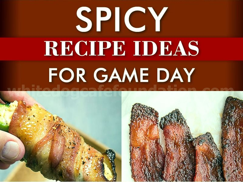 Spicy Game Day Party Opskrifter