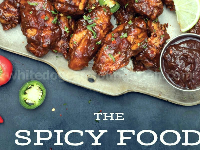 The Spicy Food Lovers' Cookbook is HERE!