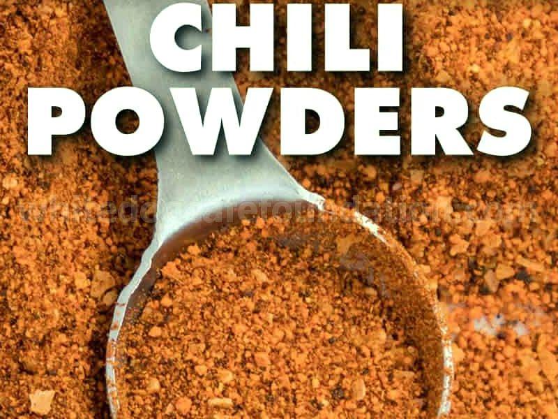 Ako dehydratovať chilli papričky a pripraviť chilli