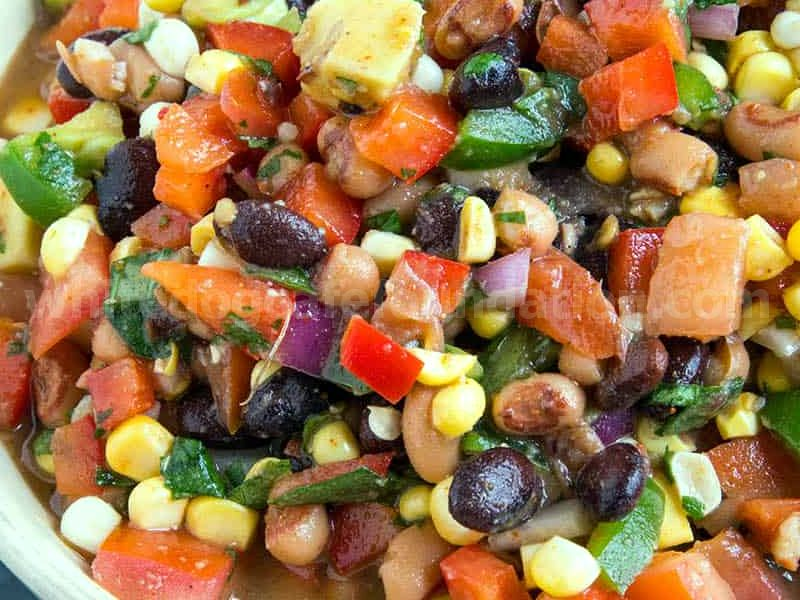 The Ultimate Cowboy Caviar Recipe