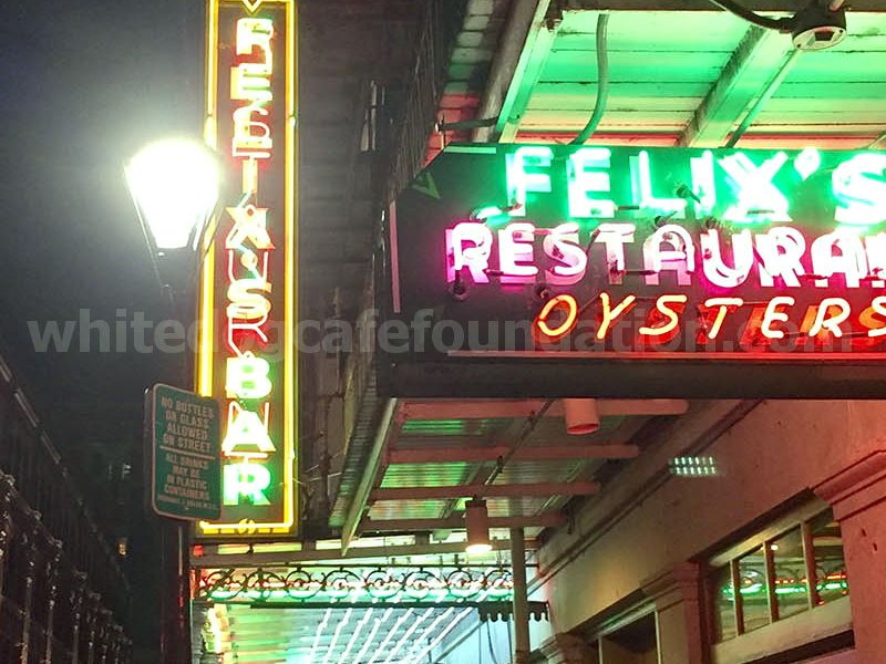 Felixs Restaurant and Oyster Bar in New Orleans, LA